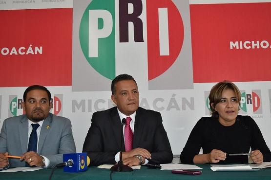 El PAN Siempre ha Violentado la Ley: Bertín Cornejo