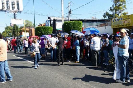 Estima COVECHI Pérdidas de 8 mdp por Manifestaciones