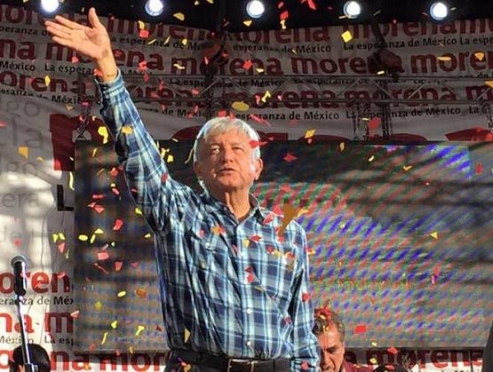 Hasta que se le Hizo a AMLO ser Presidente, Pero Gracias a Morena