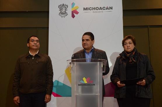 En Michoacán los maestros y maestras pierden miedo a evaluación Silvano Aureoles