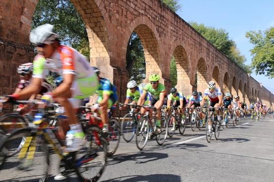 Culmina en Morelia la Vuelta Ciclista Michoacán 2015