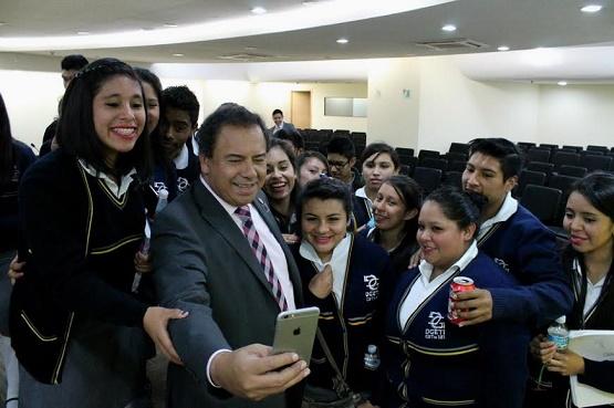 "PRD de Michoacán, Ejemplo a Nivel Nacional: ""Lupo"" Hernández"
