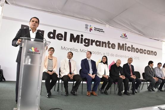 Apoyará la Secretaría del Migrante a 43 Familias de Chucándiro