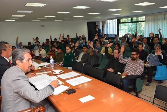 Mantiene Consejo Universitario Avance en Reglamento Para Consejos Técnicos