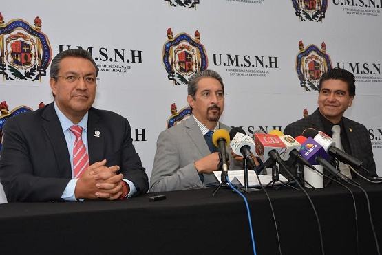 En Torno a Morelos se Hermanan la UMSNH y la UAGro