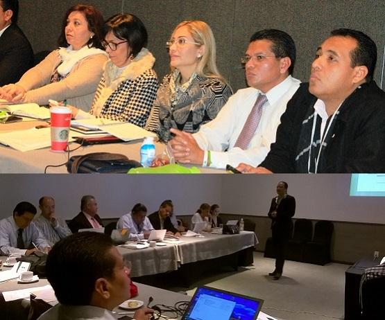 Se Capacitan Directivos de Planteles CONALEP Para Reforzar Proyecto Educativo en 2016