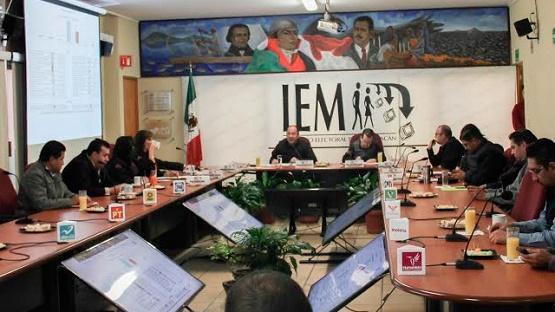 Inicia IEM Cómputo Oficial de las Elecciones Extraordinarias
