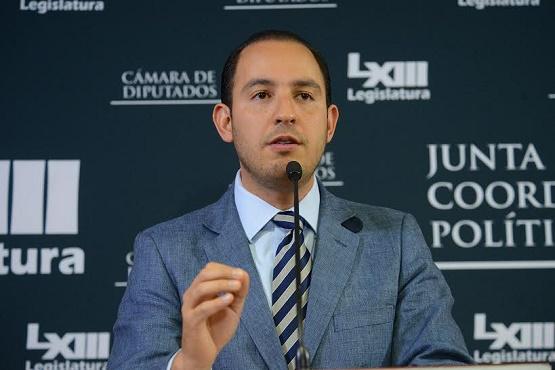 PRI-Gobierno da a Mexicanos una muy Apretada Navidad: Dip. Marko Cortés Mendoza