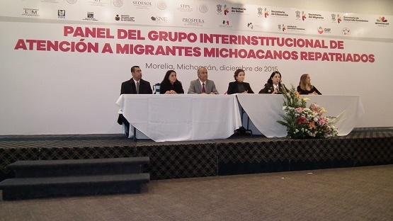 RE Espera Arribo de 55 mil Paisanos a Michoacán