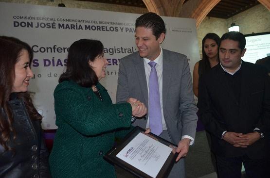 Promueve Ayuntamiento Legado y Obra de Morelos
