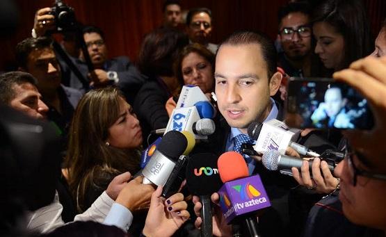 Propósito Para 2016: Transitar un Salario Mínimo a un Salario Digno: Marko Cortés Mendoza