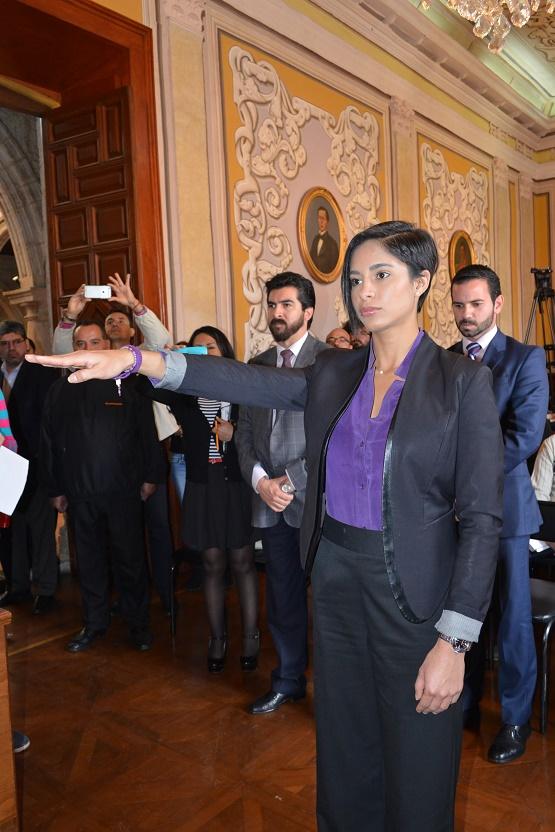 Ana Cristina Prado, Nueva Titular del Instituto de la Juventud Moreliana