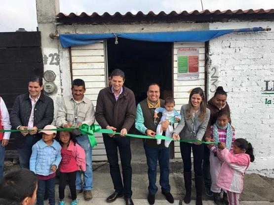 La Colonia José Vasconcelos de Morelia, ya Está Atendida por Liconsa