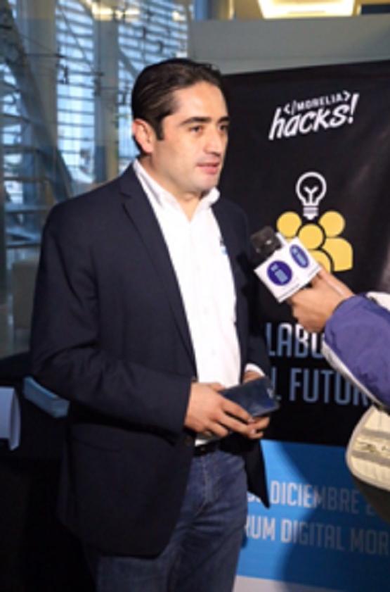 Benjamín Farfán Propone una Agenda de Datos Abiertos Para la Solución de Problemas del Municipio
