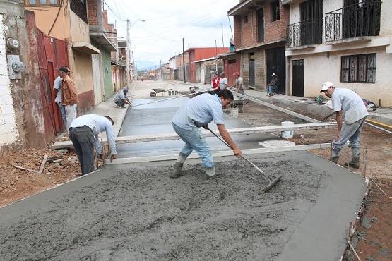 Se Beneficiarán 100 Familias con Rehabilitación de la Calle Guadalupe Alvarez Flores