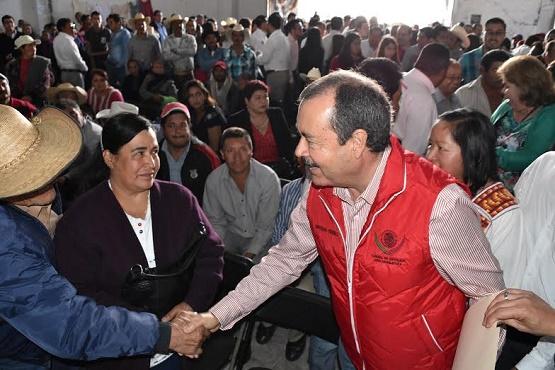 """""""Los Campesinos son la Base del Desarrollo de Michoacán"""": Víctor Silva Tejeda"""