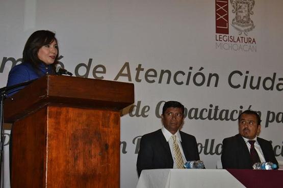 Concluye con Éxito Jornada de Capacitación Para Gestión de Proyectos: Adriana Campos Huirache