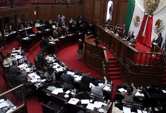La Dieta de los Diputados Michoacanos es la más Alta del País