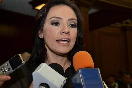 Acto de Responsabilidad, Aprobación del Presupuesto: Adriana Hernández