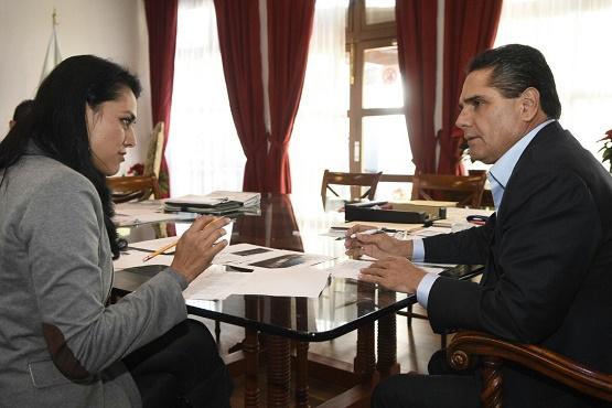 Revisa Gobernador Acciones Integrales Para 2016