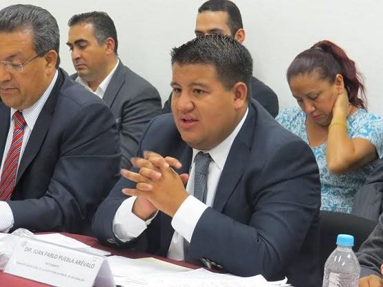 El Congreso Tendrá la Última Palabra Sobre el Presupuesto 2016: Juan Pablo Puebla