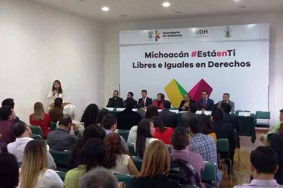 Con Ciclo de Conferencias, Celebra Secretaría de Gobierno Semana de los Derechos Humanos