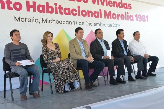 Ayuntamiento de Morelia Impulsará Estrategia Integral de Vivienda en el Municipio: Alfonso Martínez