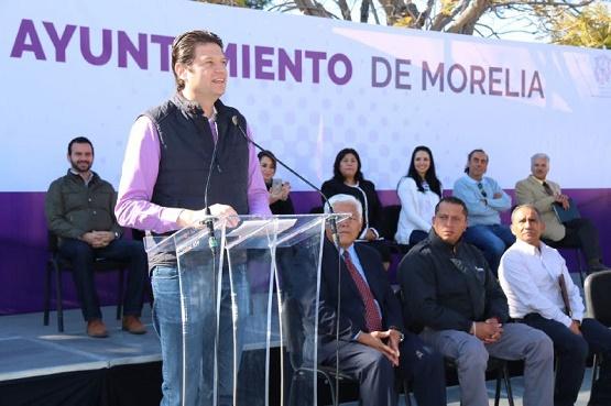 Atiende Alfonso Martínez Voluntad Ciudadana de Devolver Estatus de Tenencia a Morelos