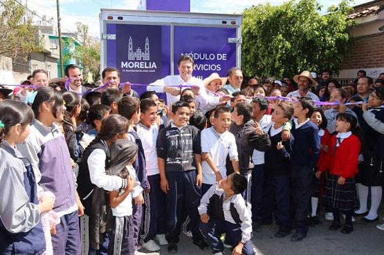 Acerca Ayuntamiento de Morelia Servicios a Comunidades y Colonias
