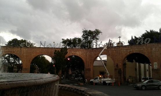 Secretaría de Servicios Públicos Municipales Inicia Retiro de Luces Navideñas