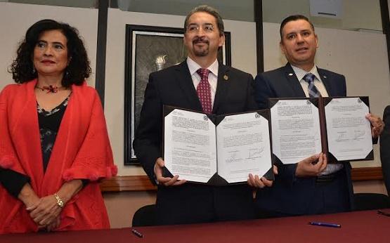 Anuncia Universidad Michoacana Maestría en Defensa del Contribuyente