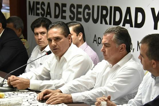 Se Aplica en Michoacán una Política Integral Para Combatir la Inseguridad: Gobernador