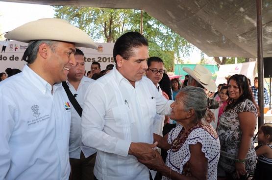 Compromete Gobernador Acciones en Michoacán Para Frenar Migración de Jóvenes