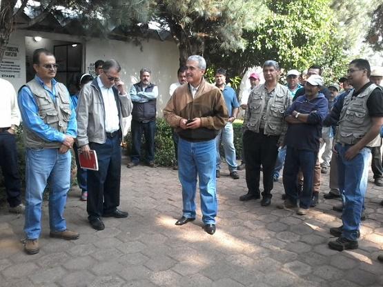 Michoacán Avanza en el Impulso a Favor del Desarrollo de los Bosques