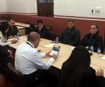 Se Reúnen Enlaces y Operadores del Nuevo Sistema de Justicia Penal de la Región Morelia y la Región Zamora