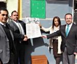 Colocan en Zitácuaro el Bando Alusivo a la Feria Monarca