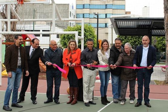 Inaugura SCOP Obras de Impacto Social en Morelia