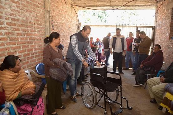 Federación le Debe a Michoacán un Combate más Decidido Contra el Hambre: Marko Cortés