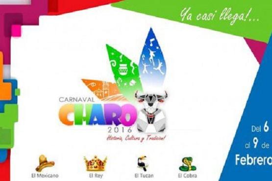 Alista Charo el Carnaval