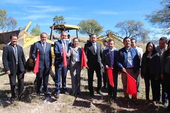 Arranca SCOP Obras en Huandacareo