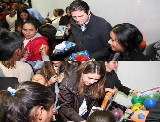 Gobierno Municipal Regala Cientos de Sonrisas a Niños Morelianos
