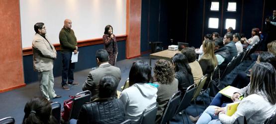 Se Brinda Conferencia Sobre el Nuevo Sistema de Justicia Penal en Zacapu
