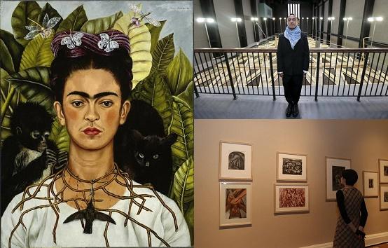 Frida Kahlo y Mayas. Revelación de un tiempo sin fin, Muestras que Lograron Gran Número de Visitantes en EU y Londres