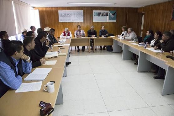 Conjunta Gobierno y Migrantes 124 mdp Para Proyectos en Comunidades en Pobreza