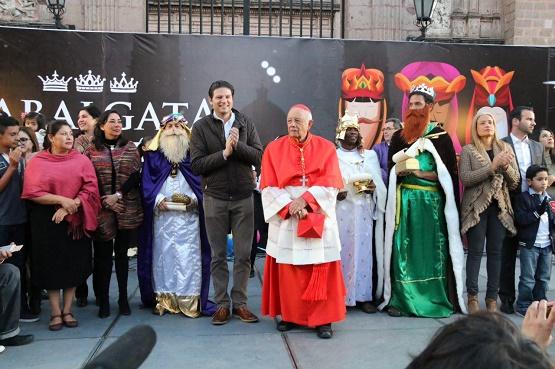 """Ayuntamiento Apoyará a los """"Reyes Magos"""" Para que el Próximo año Cumplan los Sueños de los Niños"""