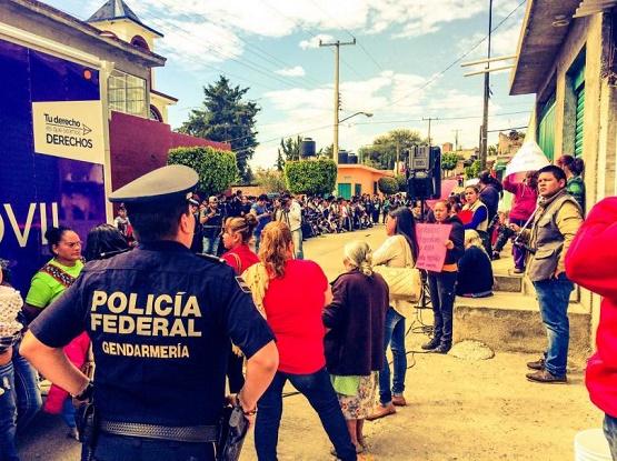 Proximidad de Gendarmería Impartió Pláticas de Seguridad a Niños de Primaria en Morelia