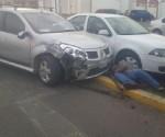 Automovilista Provoca Carambola y Huye