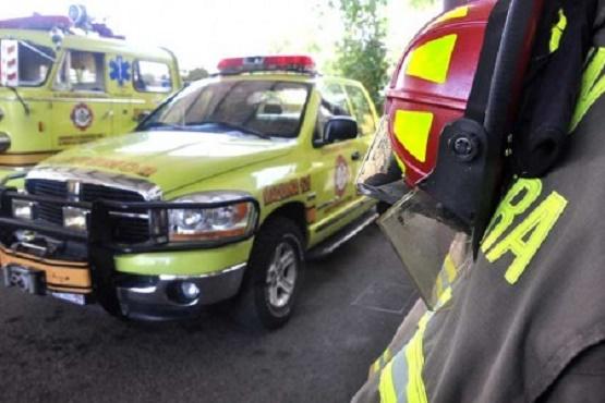 Se Impactan Auto y Motocicleta en Torreón Nuevo; hay 2 Heridos