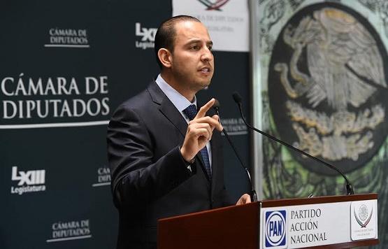 En 2016 Debe Estar Aprobado el Paquete de Leyes Secundarias del Sistema Nacional Anticorrupción: Dip. Marko Cortés Mendoza