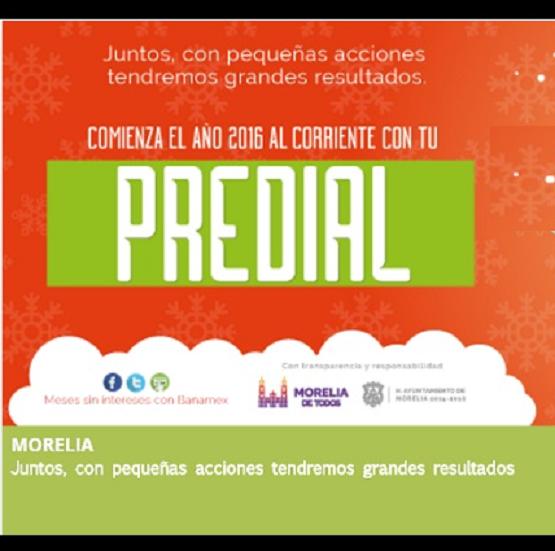 Tesorería Municipal Destaca Participación de Contribuyentes en Pago de Predial